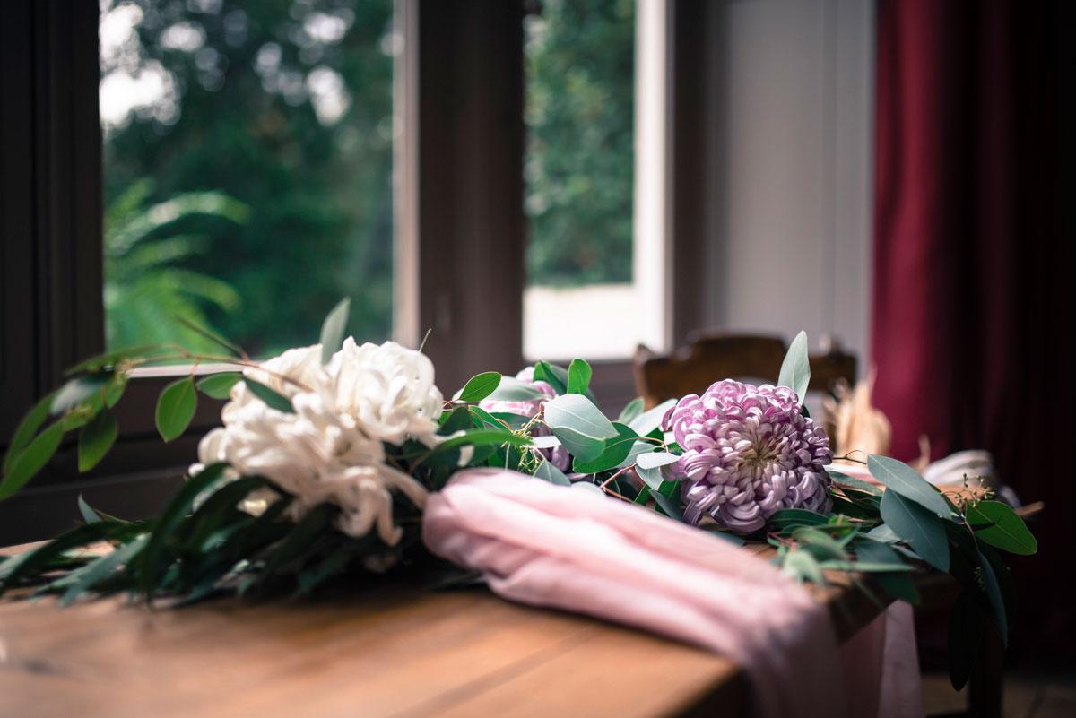 bouquet de mariée d'Elisabeth Delsol