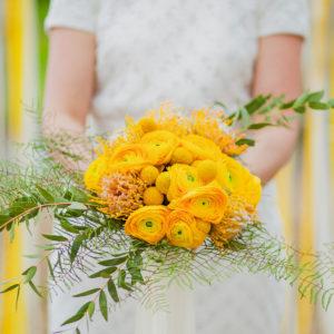 Composition Florale Renoncule Par Elisabeth Delsol