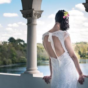 Couronne De Fleurs De Mariée Par Elisabeth Delsol