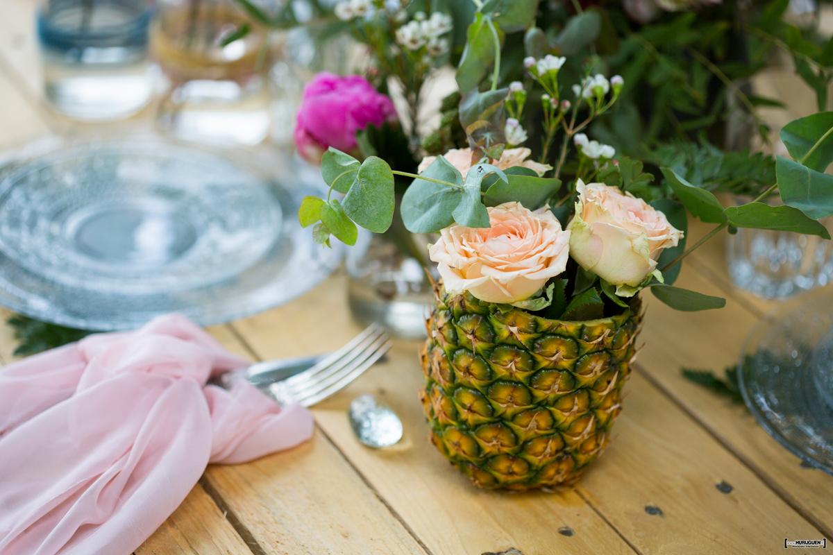 décoration de fruit pour mariage et évenement par Elisabeth Delsol