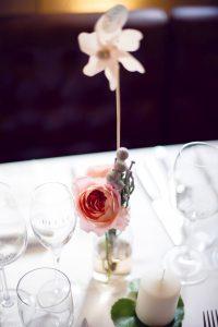 Decoration Fleurs Mariage Cap Ferret.