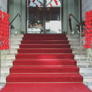 Décoration Florale Hôtel Haut De Gamme Au Pays Basque