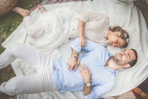 Séance Photographie De Couple Sur Le Thème Bohème Et Romantique à Bordeaux.