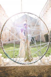 Attrape Rêve En Déco De Mariage Boheme Romantique.