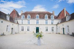 Décoration Du Château Des Vigiers De Monestier Au Mariages Chics Et Bohèmes En Dordogne.