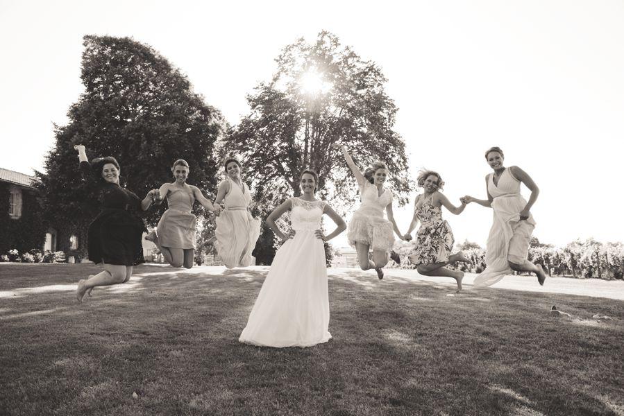 décoration mariage printemps par Elisabeth Delsol