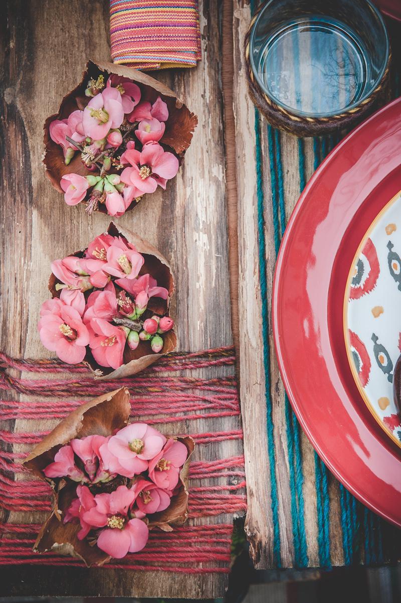 décoration style bohème par Elisabeth Delsol