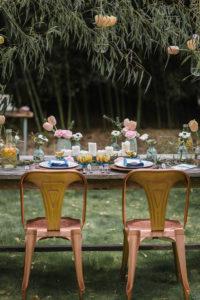 Déco De Mariage Boho Chic Et Bucolique Par Elisabeth Delsol.