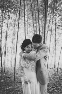 Mariage En Forêt Dans Le Sud Ouest De La France.