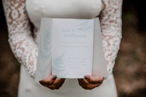 Papeterie Mariage Au Thème Végétal Et Boho.