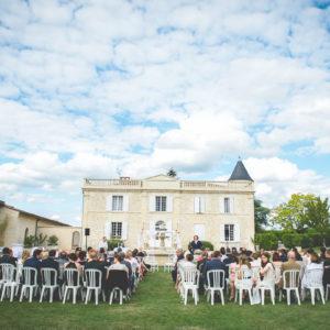Décoration Mariage Château Lafitte à Yvrac Par Elisabeth Delsol