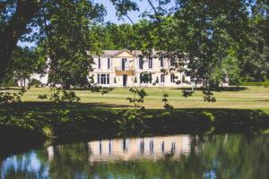 Un Mariage Zen Nature Dans Le Château Le Thil Et Lieu De Réception De Bordeaux Et De Gironde.