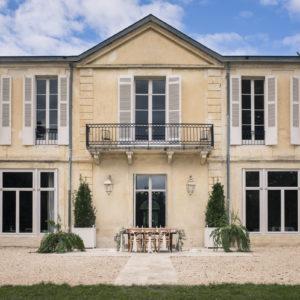 Château Et Lieu De Réception De Mariage Romantique Sur Bordeaux Et La Gironde.