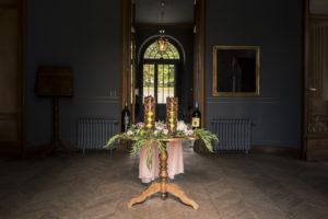 Plan De Table De Mariage Original En Automne.