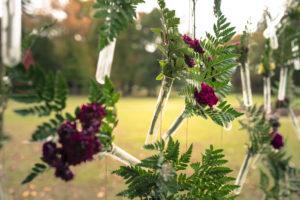 Décoration De Photobooth De Mariage Romantique Par La Décoratrice Elisabeth Delsol.
