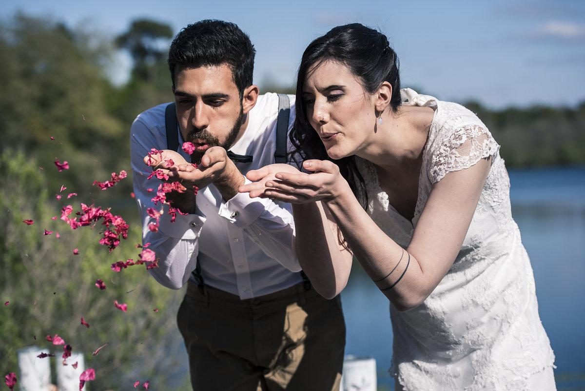 Se marier au Pays Basque avec une décoration mariage d'Elisabeth Delsol.