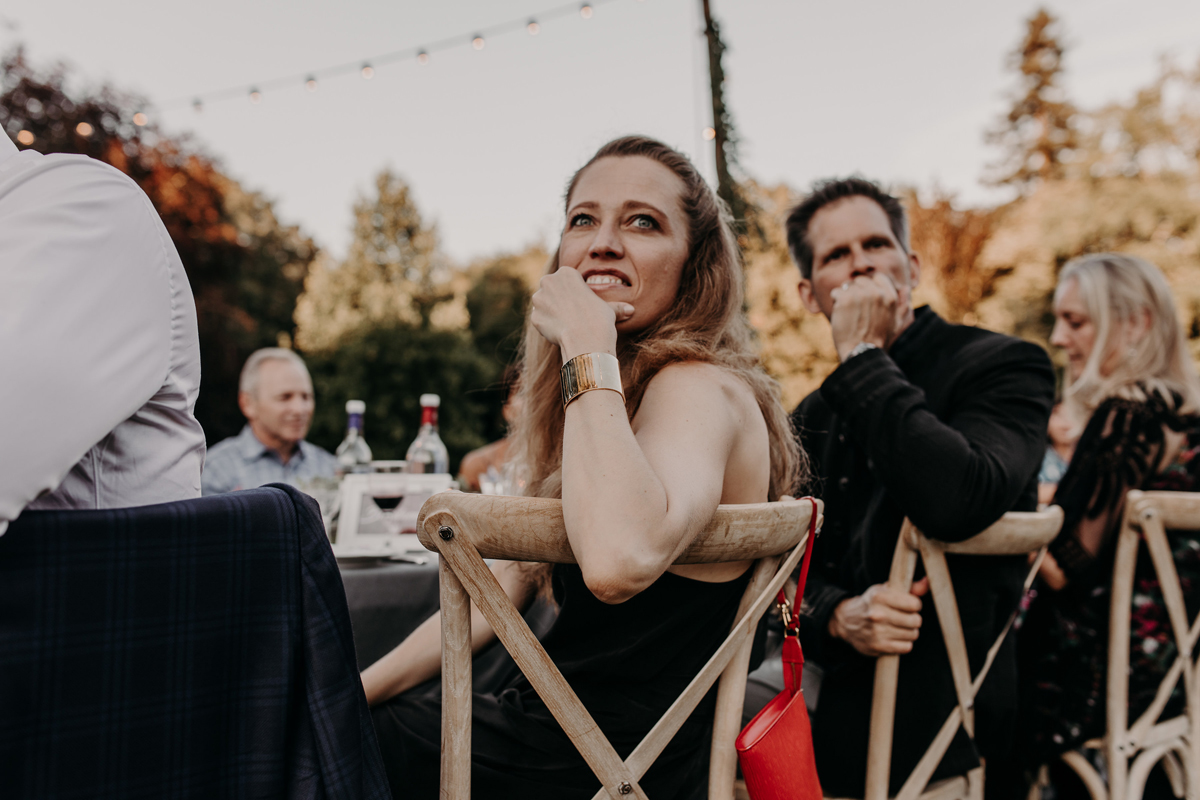 Décoration mariage bucolique chic par Elisabeth Delsol.