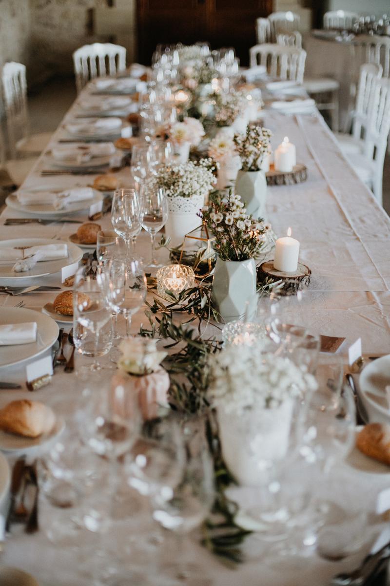 Fleuriste mariage Gironde : Elisabeth Delsol.