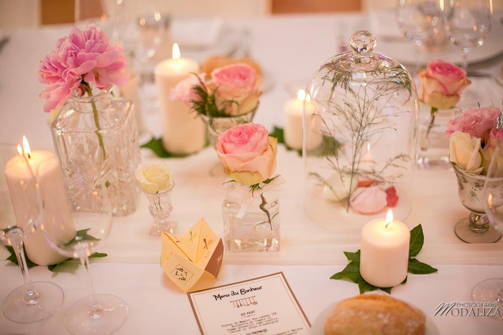Décoration et centre de table de mariage champêtre sur Bordeaux.