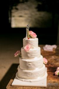 Wedding Cake En Fleur De Mariage Champêtre Et Bohème.
