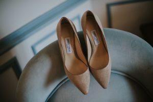 Chaussure De Mariée Bohème Et Chic De Mariage Dans Le Sud Ouest.