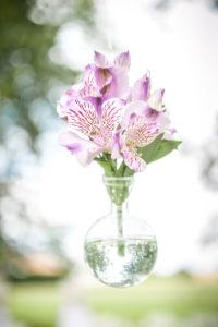 Fleur De Mariage Simple Et Chic Par Elisabeth Delsol.