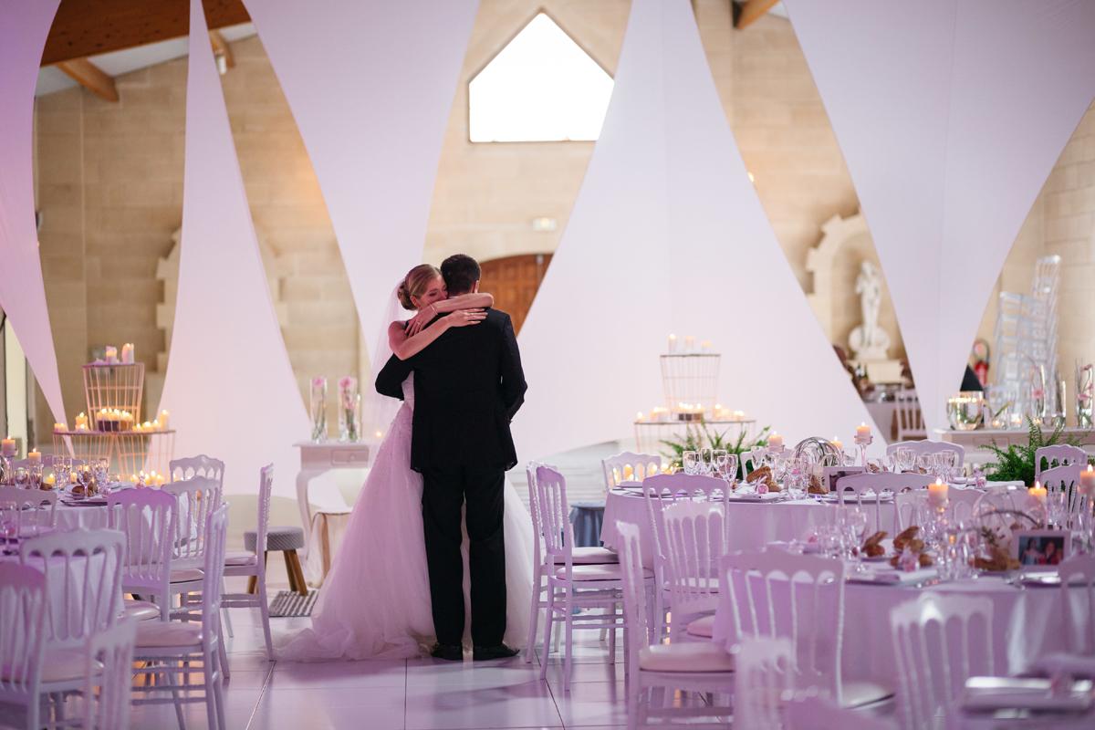 Décoration Salle De Mariage Déco Romantique Dans Un Lieu Intemporel