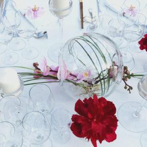 Décoration Mariage Chapiteau : Idée Et Fleur Par Elisabeth Delsol.
