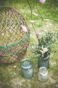 Feuillage Eucalyptus Mariage : Décoration Et Composition Florale Par Elisabeth Delsol.