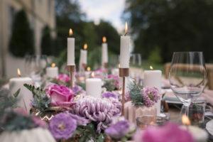 Décoration Mariage Château : Idée Et Fleur Par Elisabeth Delsol.