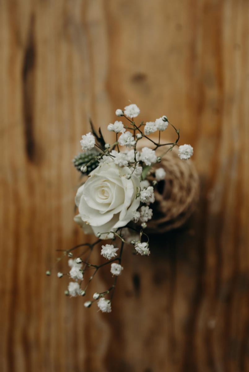 Bouquet gypsophile mariage et décoration en fleur.