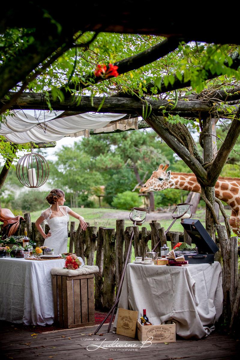 Décoration de mariage originale aux idées et fleurs par Elisabeth Delsol.