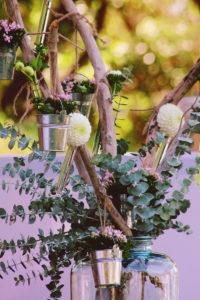 Bouquet De Cocktail Et Mariage En Décoration Par L'artisan Fleuriste Du Sud Ouest.