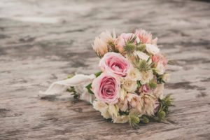 Bouquet Chardon Composition Et Fleur De Mariage Et événement.