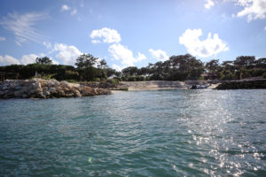 Ballade En Bateau Sur Le Bassin D'Arcachon Lors De Ce Mariage Au Cap Ferret.