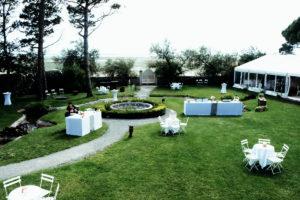 Les Jardins Et Extérieurs De La Villa La Tosca Sur Lanton.