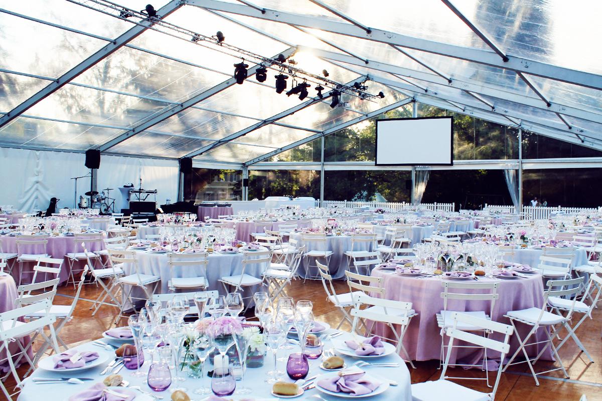 Décoration de réception et soirée de gala sur Bordeaux, le Pays Basque et l'Aquitaine par Elisabeth Delsol.