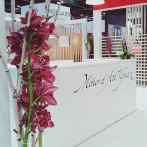 Décoration De Stand De Salon D'exposition Sur Bordeaux, Le Pays Basque Et L'Aquitaine Par Elisabeth Delsol.