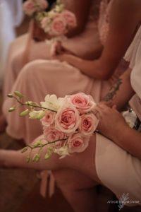 Bouquet De Mariée Romantique Pour Une Déco En Fleur De Mariage.