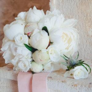 Bouquet De Mariage Et événement En Pivoine.