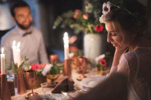 Couronne De Fleurs De Mariage à Noël En Décembre.