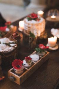 Petit Bouquet De Déco En Soliflore Pour L'hiver.