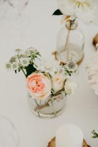 Astrance En Bouquet De Fleurs Pour Réception Et Décoration Florale Chic Au Pays Basque.