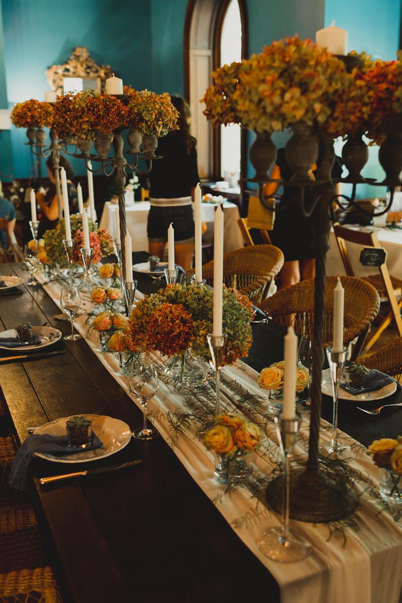 Devenir décoratrice de mariage et événement est un métier de passion pour les fleurs et la nature.