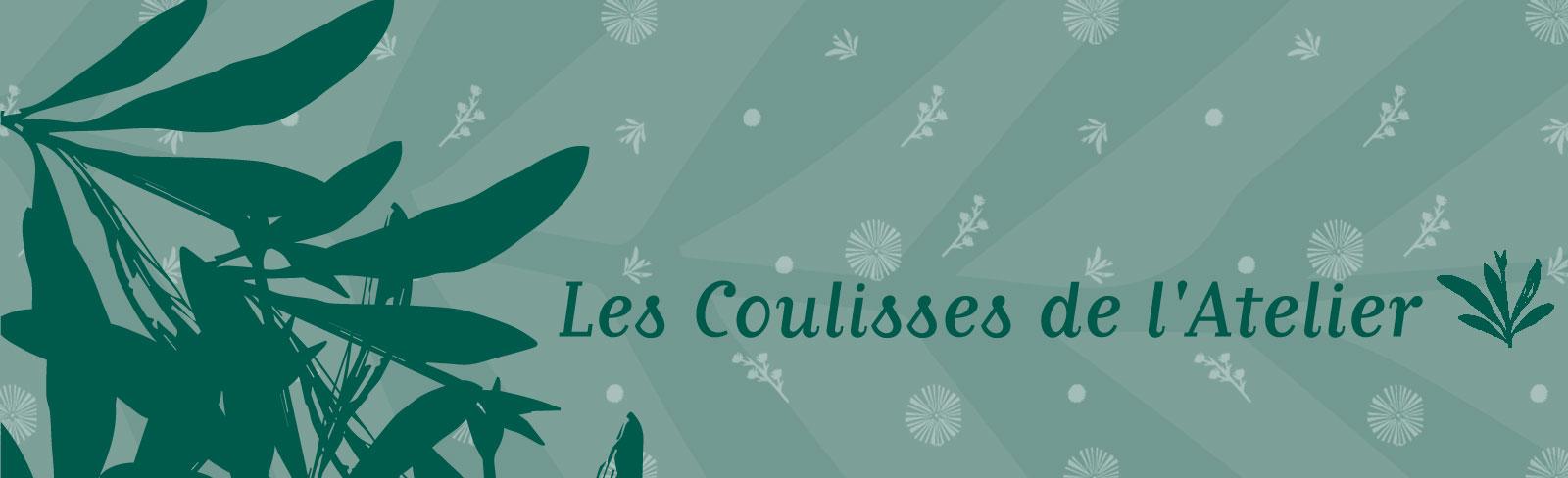 Les coulisses de l'atelier floral d'Elisabeth Delsol.