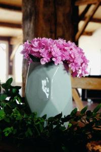 Bouquet De Fleur De Table De Cocktail Dinatoire De Mariage Et Réception.