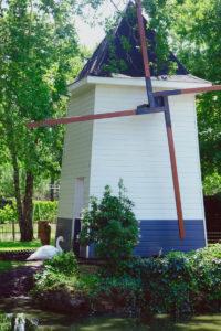 Le Moulin De La Ferme D'En Chon à Biscarrosse.