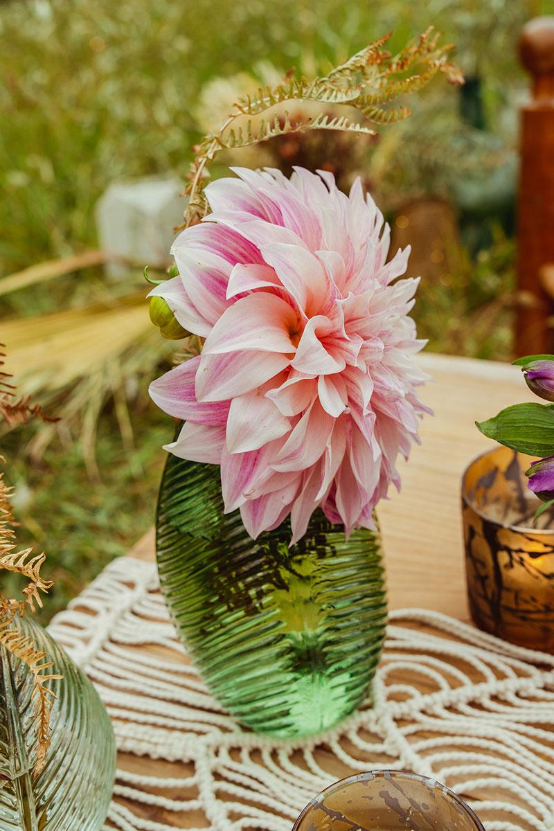 Tarif fleur de décoration de mariage et événement en centre de table et bouquet.