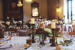 Centre De Table De Mariage Au Thème Champêtre Bohème Et Romantique En Septembre.
